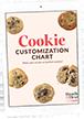 Cookie Customization Chart