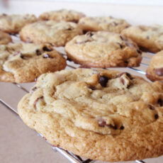 Alton Brown's The Chewy Chocolate Chip Cookie