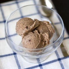 Nutella Ice Cream + A Giveaway!