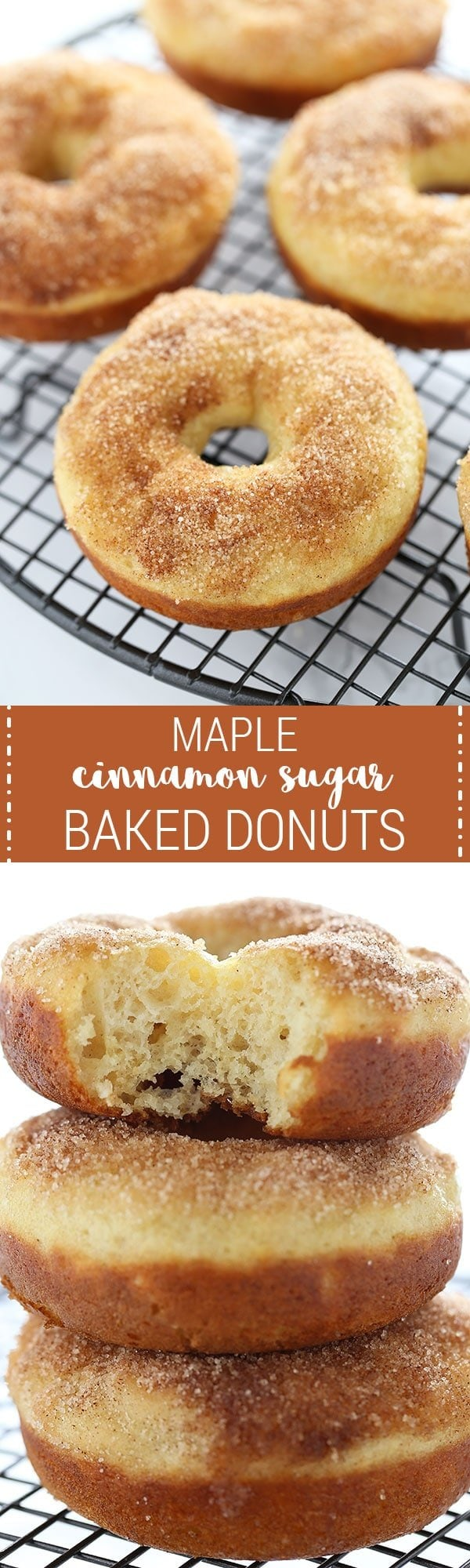 These take less than 30 MINUTES! And they're made light with yogurt!! Perfect quick & easy fall sweet recipe.