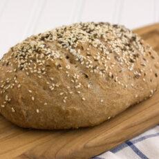 How to Make (Easy) Whole-Grain Artisan Bread