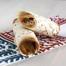 A Homemade Kitchen: Creamy Chicken Taquitos