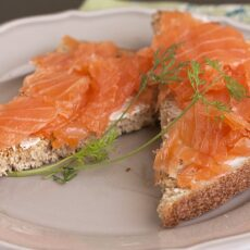 Norwegian Salmon & Gravlax