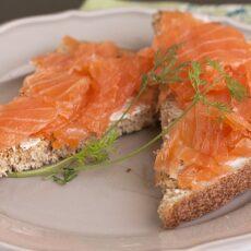 Norwegian Salmon & Gravlax