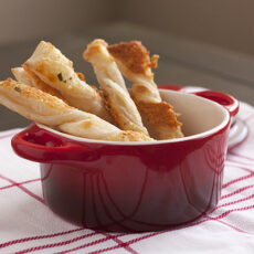 Rosemary Cheese Straws