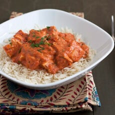 Take-out at Home: Chicken Tikka Masala