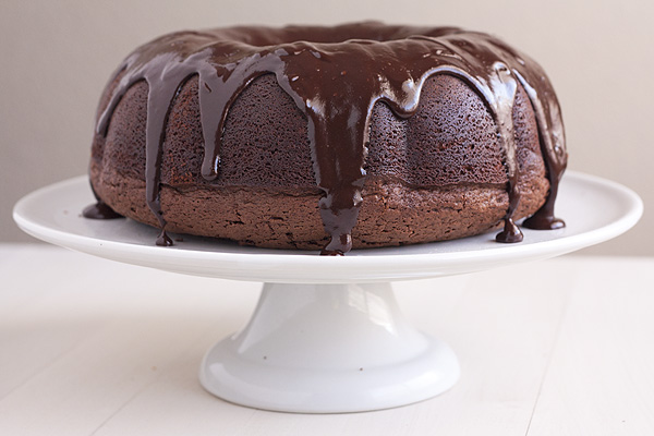Guinness Chocolate Bundt Cake