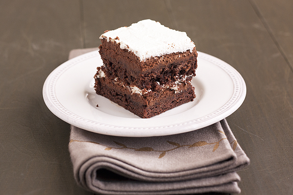 Chocolate Dream Brownie Handle The Heat