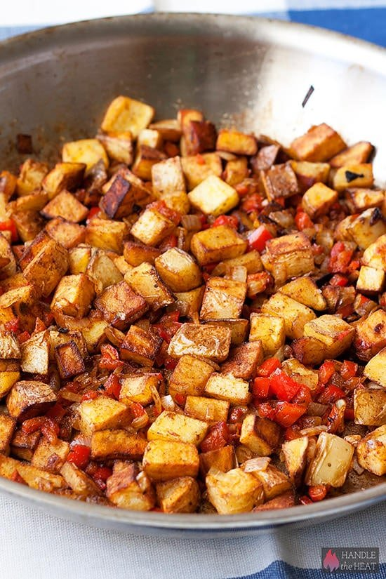 Home Fries Recipe - ultimate breakfast comfort food