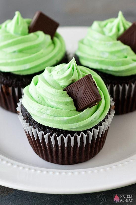 Mint Oreo Chocolate Cake