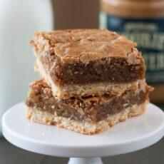 Biscoff Brown Sugar Bars
