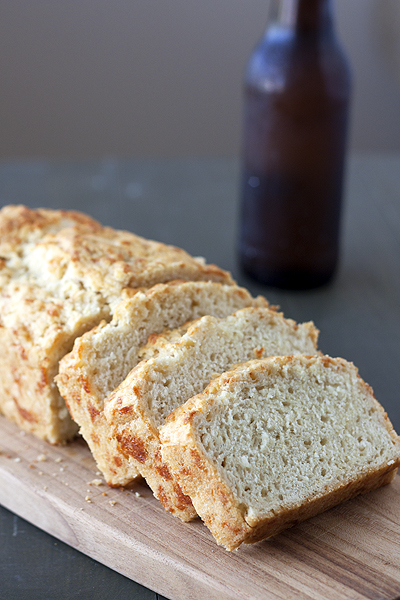 Cheesy Beer Batter Bread 3