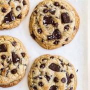 Big-and-Thick-Chocolate-Chip-Cookies
