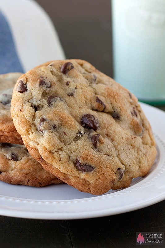 Best Giant Chocolate Chip Cookie Recipe