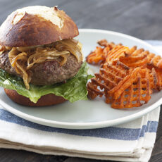 French Onion Burgers