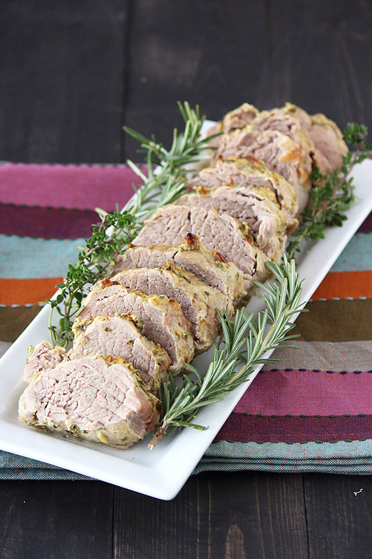 Pork Tenderloin With Dijon Marsala Sauce Recipes — Dishmaps