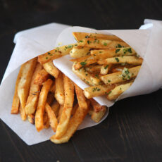 French Fries – Two Ways
