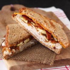 Natie Bomb Turkey Sandwich