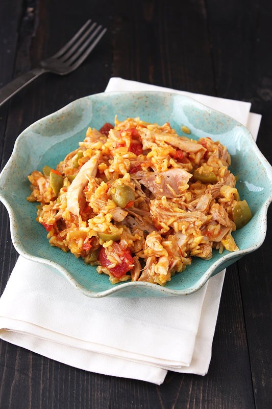 Arroz con Pollo from Handle the Heat