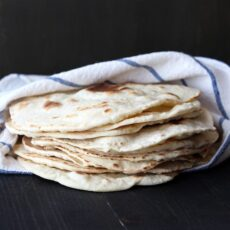 How to Make Tortillas with Video