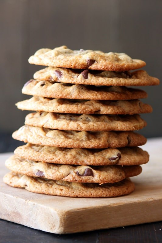 How To Make Old Fashioned Chocolate Chip Cookies