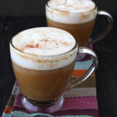 Pumpkin Spice Lattes with Video