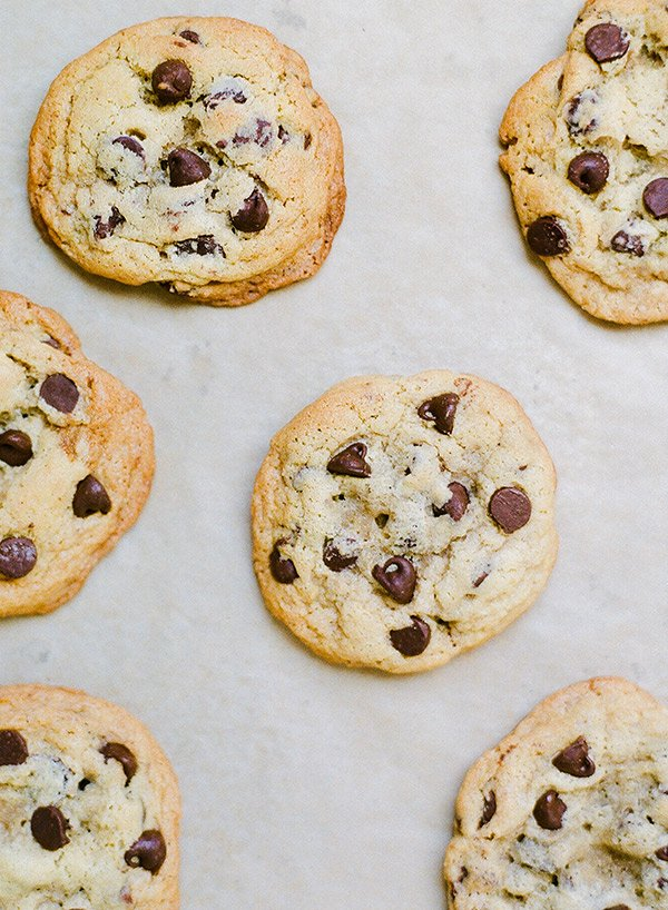 The BEST chocolate chip cookies, hands down!!