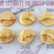 The Ultimate Pie Crust Guide