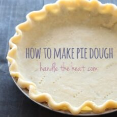 Video: How to Make Pie Dough