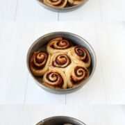 Cinnamon Rolls - my FAVORITE recipe with a step-by-step video showing you exactly how to make them!