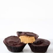Homemade Peanut Butter Cup Recipe