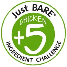 Chicken Plus 5 Ingredient Challenge