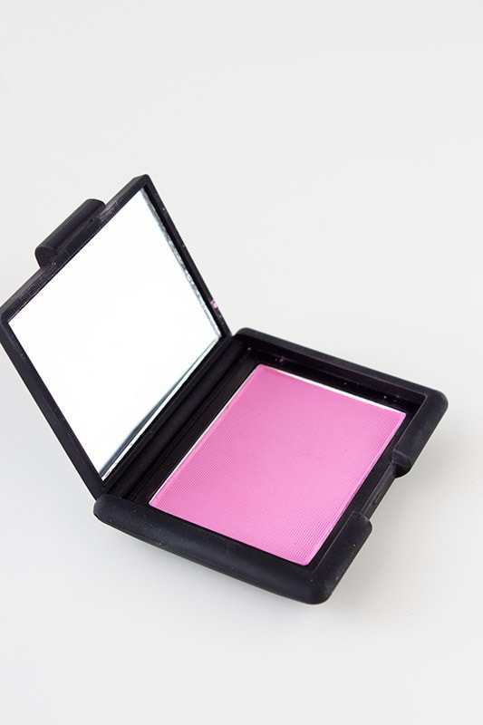 December Beauty Favorites NARS Blush in Gaiety