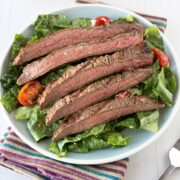 Easy Steak Salad Recipe