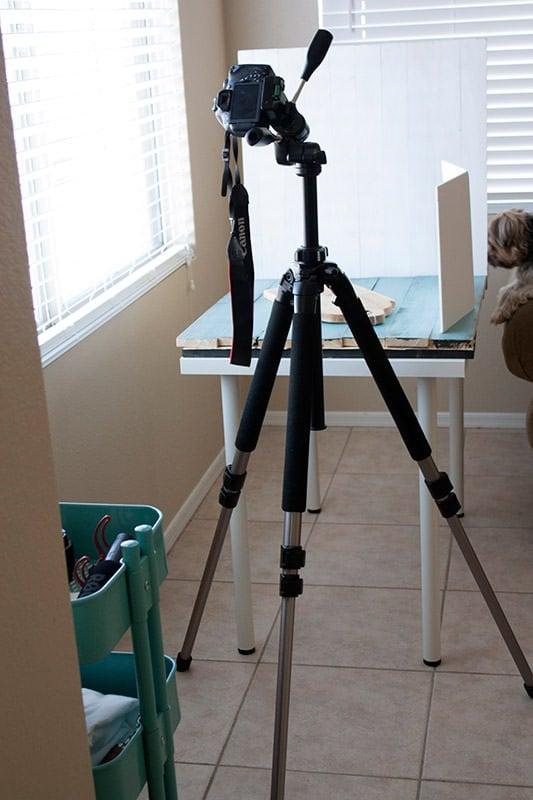 My Food Photography Setup from handletheheat.com