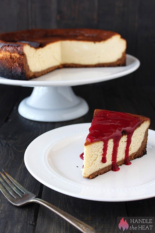 How to Make Perfect New York Cheesecake