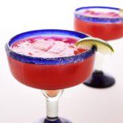 Watermelon Margaritas - perfect for Cinco de Mayo or all summer long!