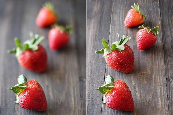 Food Photography: Styling and Depth of Field