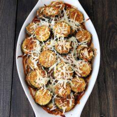 Video: Layered Zucchini Parmesan