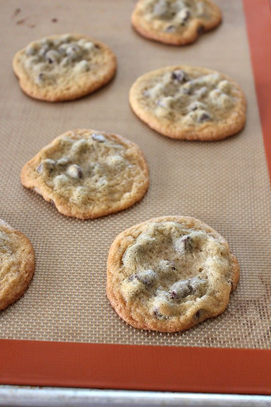 Ultimate Guide to Chocolate Chip Cookies Part 4 - Silpat