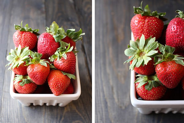 Food Photography: Styling Subject Placements