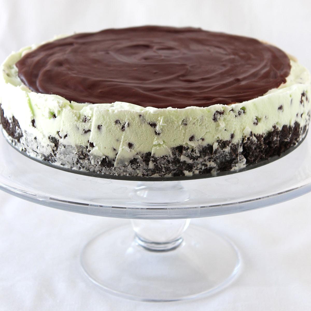 ... Ice Cream Chocolate Covered Strawberry Ice Cream Pie Frozen Mint