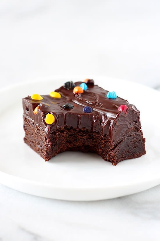 Copycat Cosmic Brownie Recipe
