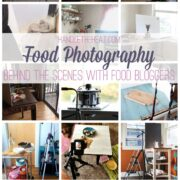Food Photography Behind the Scenes with Food Bloggers!