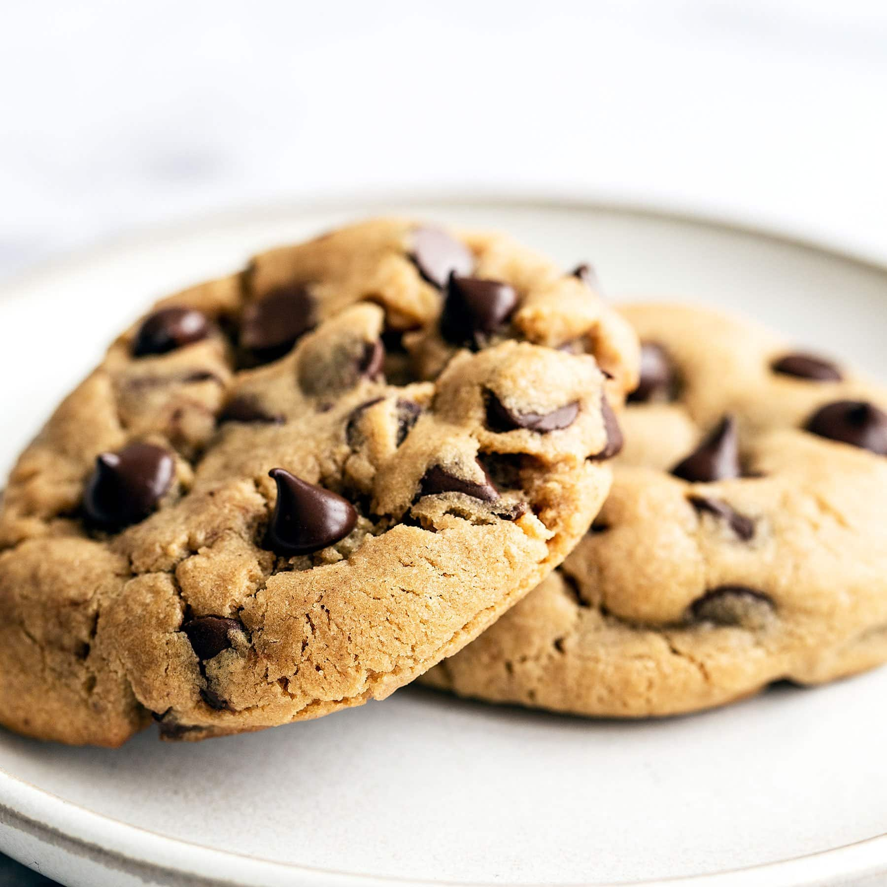 Peanut Butter Chocolate Chip Cookies Handle The Heat