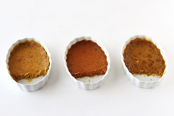 Pumpkin Puree Comparison - which makes the best pumpkin pie?