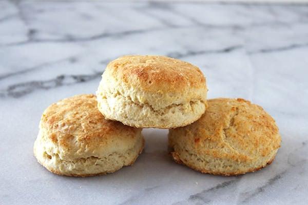 How to Make Biscuits - Shortening Biscuits