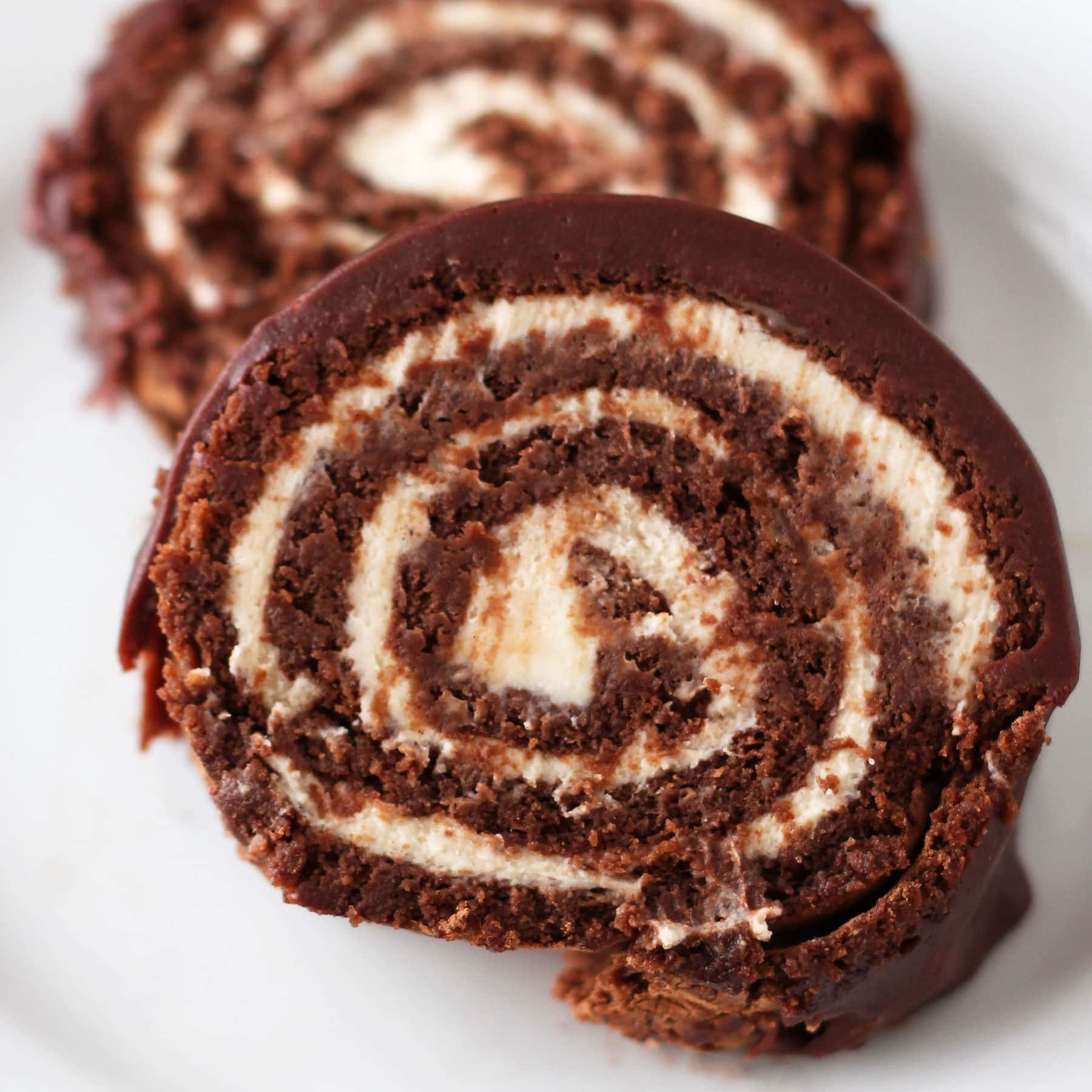 Make Nutella Bundt Cake