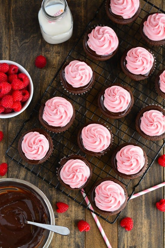 ... chocolate cupcake with pink chocolate beet cupcakes with pink cupcakes