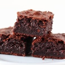 Coconut Oil Brownies